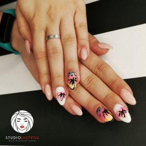 Manicure żelowy Opole