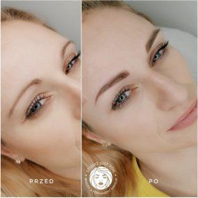 Makijaż permanentny Opole , metoda cienia, metoda pudrowa